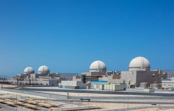 امارات مجوز بهره برداری از دومین واحد نیروگاه هسته ای را صادر کرد