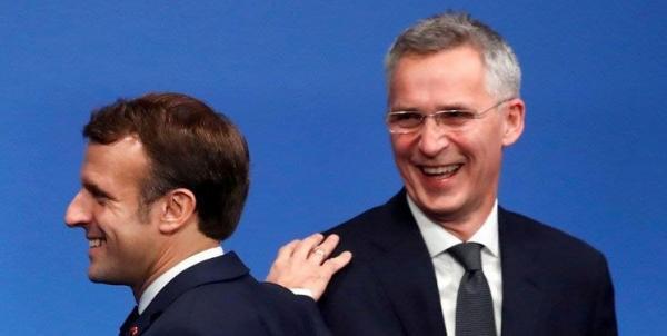 مقاومت مکرون دربرابر افزایش سهم فرانسه در هزینه های نظامی ناتو