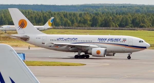 بخشنامه های پروازهای داخلی تابان